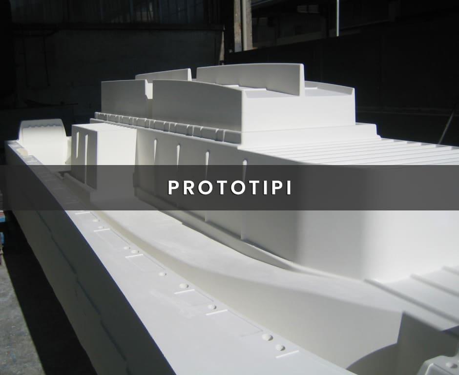 Briccoli modelli creazione prototipi